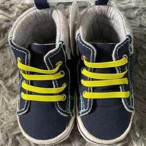 Child of Mine baby boys sneakers 3-6 months